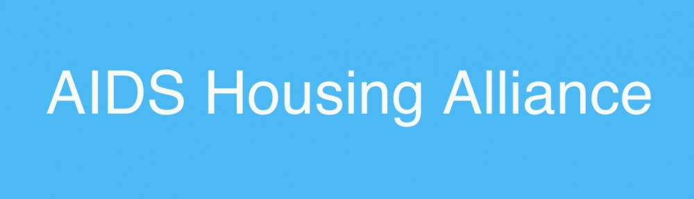 AIDS Housing Alliance – Members Only